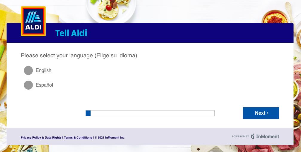 Take ALDI Survey at www.TellAlDi.us to Win $1000 Gift Card